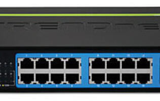 TRENDnet Launch 24-Port Gigabit GREENnet Switch for Singapore
