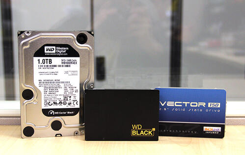 Western Digital Black2 Dual Drive - Don't Call It a Hybrid (Updated with SSHD Performance!)