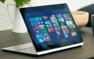 First Looks: Sony Vaio Fit 13A