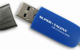 Super Talent Announces OTG USB 3.0 Express Motile Drive