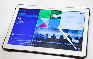 Hands-on: Samsung Galaxy NotePRO and TabPRO Series