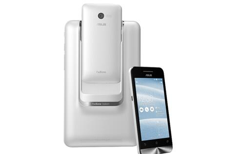 ASUS Unveils 4-Inch PadFone Mini, Docks Into 7-Inch Tablet