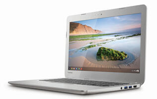 Toshiba Joins in Chromebook Fray With Company's First Chrome OS Device