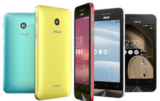 ASUS Debut New ZenFone Smartphone Series with Exclusive ZenUI