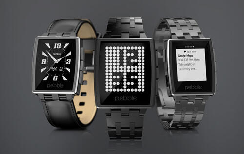 Pebble Gets Real, Introduces Pebble Watch Made from Steel