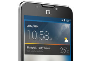 ZTE Unwraps Voice-activated Grand S II
