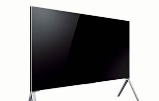 Sony's New 4K TV Trimuvirate