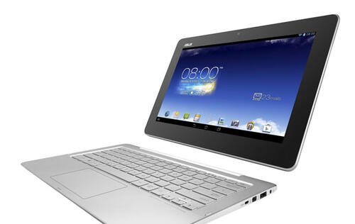 ASUS Reveals the Transformer Book Duet, a Quad Mode, Dual-OS Hybrid Notebook