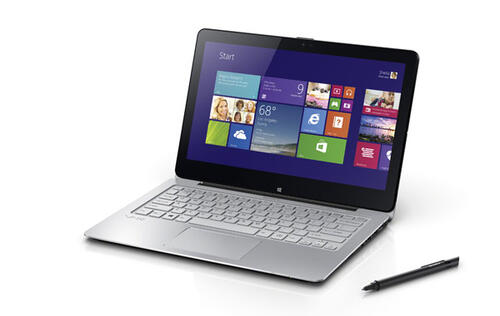 Sony Expands Vaio Fit Notebook Series with New 11-inch Vaio Fit 11A Ultra-Portable Notebook