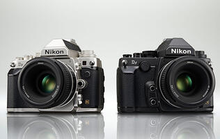 Nikon Df Review - Df for Digital conFusion