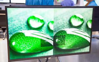 Samsung Teases with New UHD Monitors