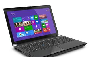 Toshiba First in World to Reveal 4K Notebooks