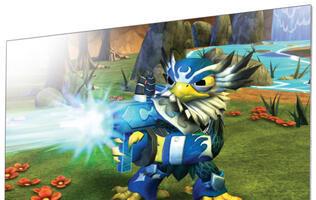 "LG Brings ""Skylanders Battlegrounds"" Bundle to Its 2013 Smart TVs"