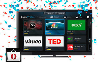 It's #10 for Opera TV Store