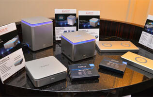 LUXA2 Accessories Presented at CES 2014