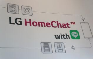 Feeling Lonely? Chat with your LG Smart Appliances!