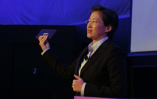 AMD Shows Devices Running Upcoming Mullins APU