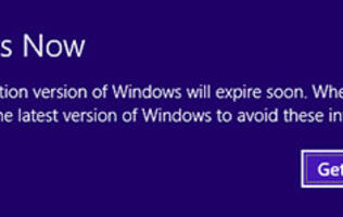 PSA: Windows 8.1 Preview Expires Today