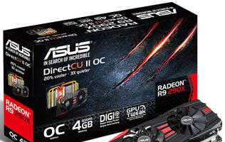 ASUS Releases R9 290X and R9 290 DirectCU II Graphics Cards