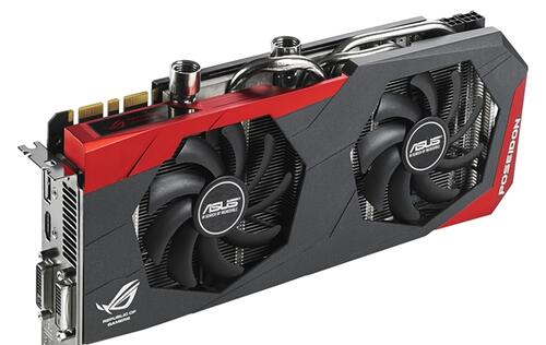 ASUS ROG Poseidon GTX 780 Graphics Card Arrives at our Shores!