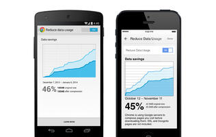 Google Chrome for Mobile Updated with Optional Data Compression Feature
