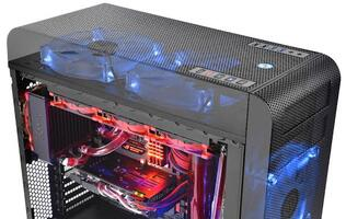 Thermaltake Introduces Core V71 Full-tower Chassis