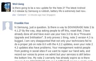 Battery Woes for Samsung Galaxy S III and Note II Users After Android 4.3 Update
