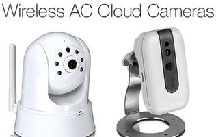 TRENDnet Launches Cloud Cameras with Integrated Wireless AC