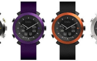 Connectedevice Rolls Out Cogito Connected Watches at CES 2014