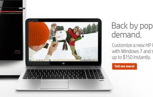"HP Brings Back Windows 7 ""By Popular Demand"""