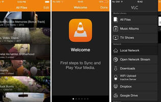 VLC Gets Major Update to Include Integration with Google Drive and Dropbox