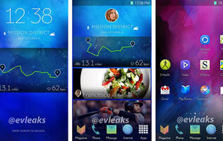 The Samsung Galaxy S5 May Be Getting a UI Facelift