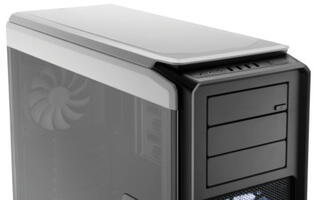 Corsair Presents Graphite Full-tower and Mini-ITX Obsidian Chassis