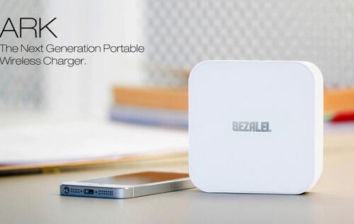 Qi-enabled ARK Portable Charger Lets You Charge Your Mobile Devices Wirelessly
