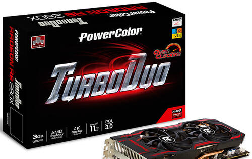 PowerColor Releases TurboDuo R9 280X & Devil R9 270X Graphics Cards