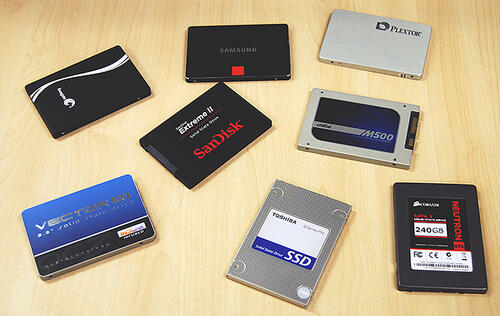 The Great High-end SSD Shootout (2014 Edition)