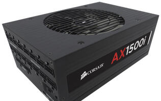 Corsair Introduces AX1500i Digital ATX PSU & Hydro Series H105 Liquid CPU Cooler