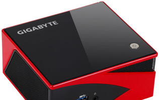 Gigabyte Adds Brix Gaming to Its Lineup of Compact PC Kits