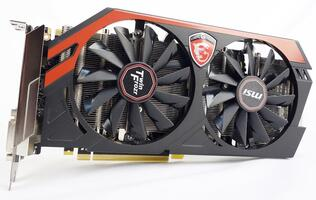 MSI GeForce GTX 780Ti Gaming 3G - Shoring Up The Gaming Series