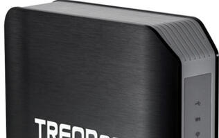 TRENDnet Upgrades Its Wireless AC1750 Router