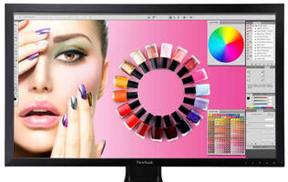 ViewSonic Announces VP2772 Professional Quad HD Display