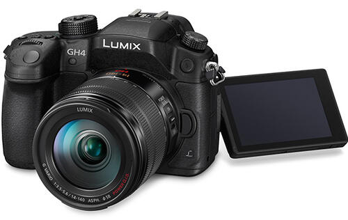 Panasonic Announces New Lumix GH4 Mirrorless Camera which Shoots 4K Video