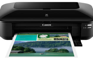 Canon Pixma iP8770 Adds Grey Ink to CMYK and Photo Black Ink Set