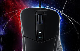 CM Storm Mizar Gaming Mouse Unleashed
