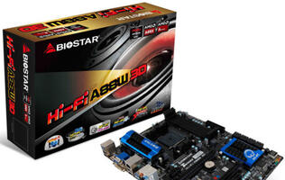 Biostar Releases Hi-Fi A88W 3D Motherboard with 6+ Experience