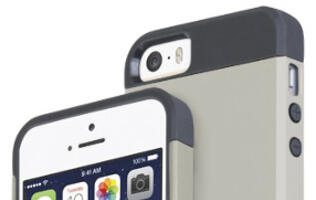 Tap and Go with the Uniq Protege Case for iPhone 5/5S