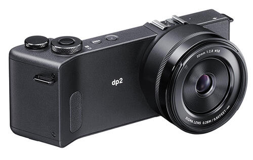Sigma's New DP2 Quattro Camera is More Than a Little Different