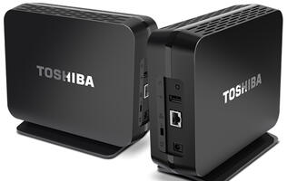 Toshiba Canvio Home Backup & Share Lets You Access Content Anytime, Anywhere