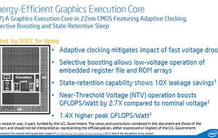 Intel Labs Reveals New Low-Power Graphics Core