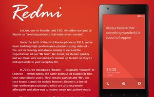 Xiaomi Launching Redmi Smartphone in Singapore Soon
